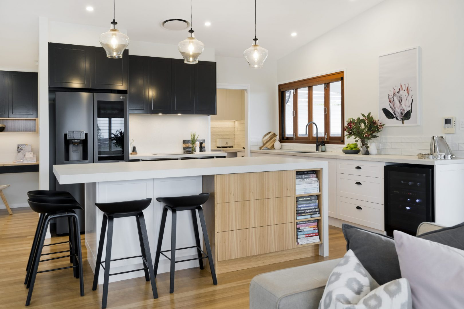 How to create a functional and beautiful new kitchen