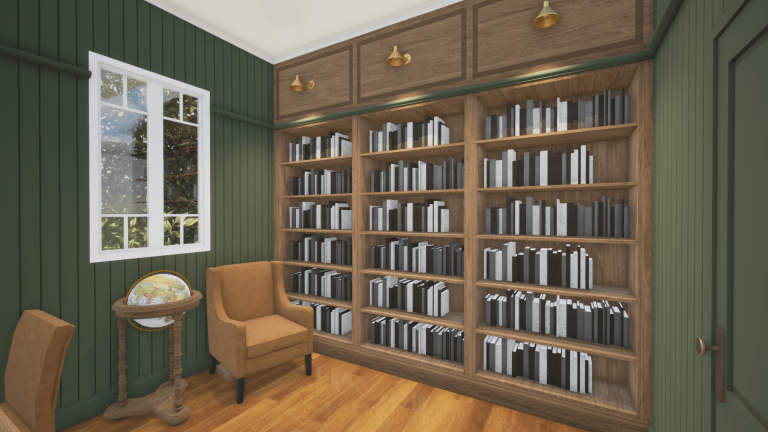 Read more about the article 3D RENDER | ASHGROVE III