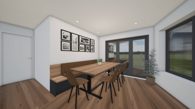 Read more about the article 3D RENDER | HUGHES HOUSE