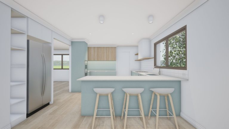 Read more about the article 3D RENDER | ASPLEY HOUSE