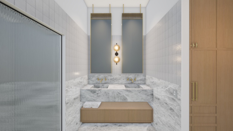 Read more about the article 3D RENDER | ASCOT MASTER SUITE