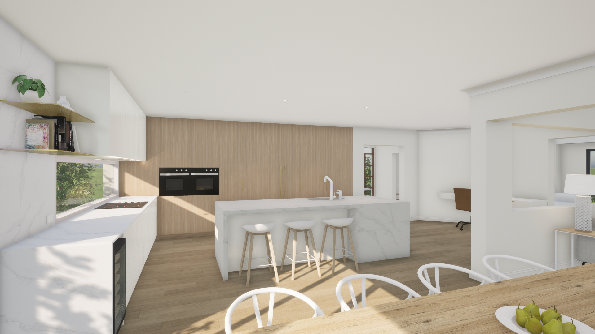 COVER Brookfield Contemporary Kitchen 1