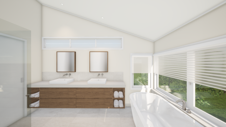 Read more about the article 3D RENDER | NEWMARKET BATHROOM