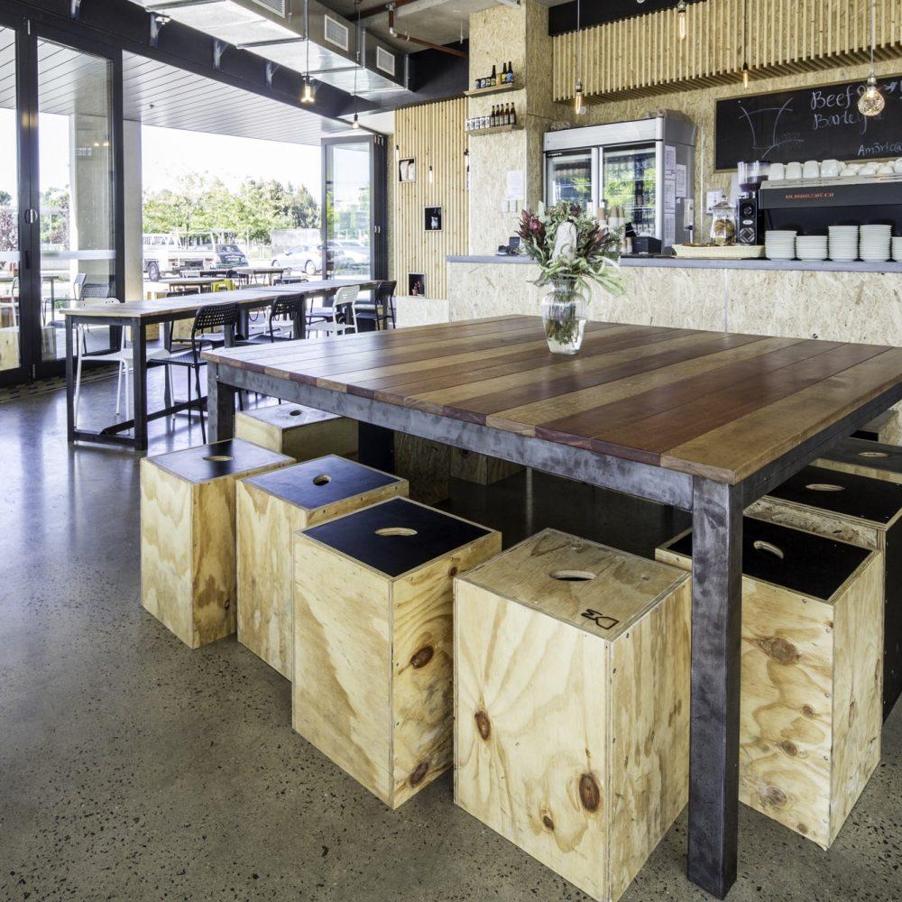 Cafe Design - Bella Vie Interiors