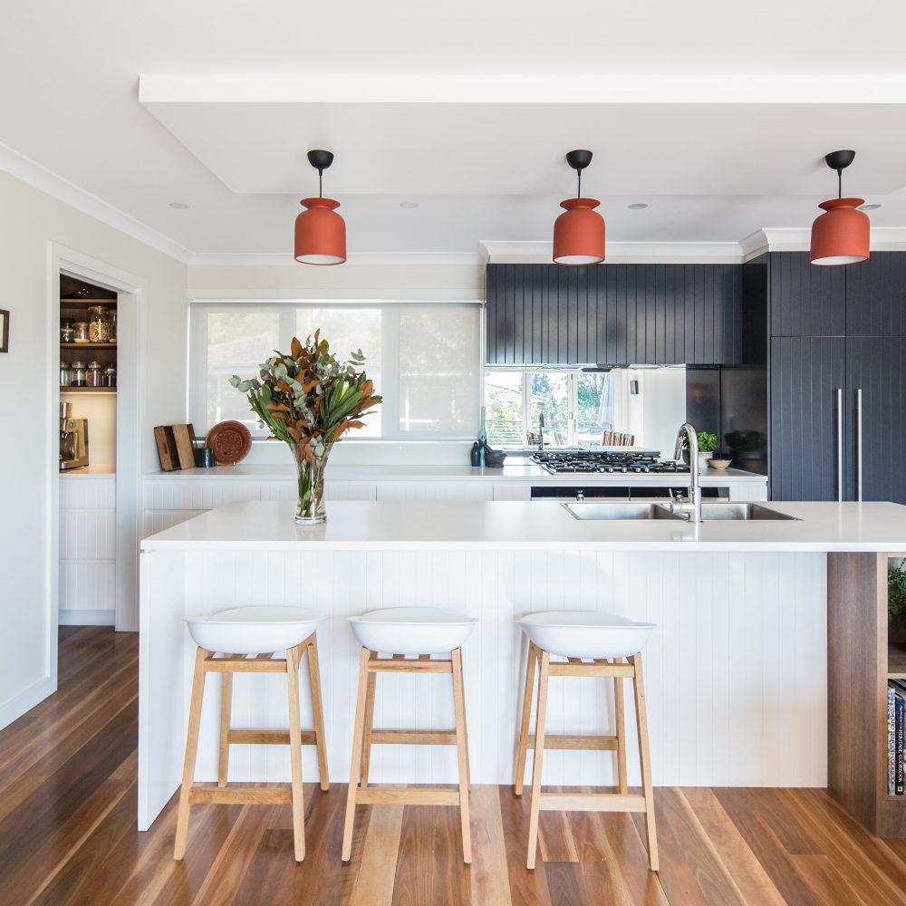 Kitchen Renovation with vj Panels - Bella Vie Interiors