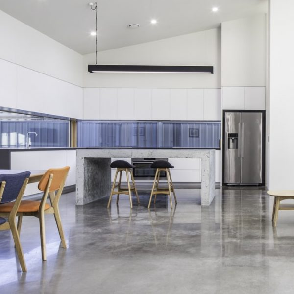 Passive House Kitchen